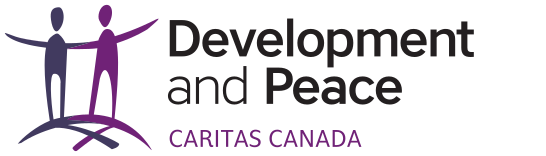 Development and Peace logo