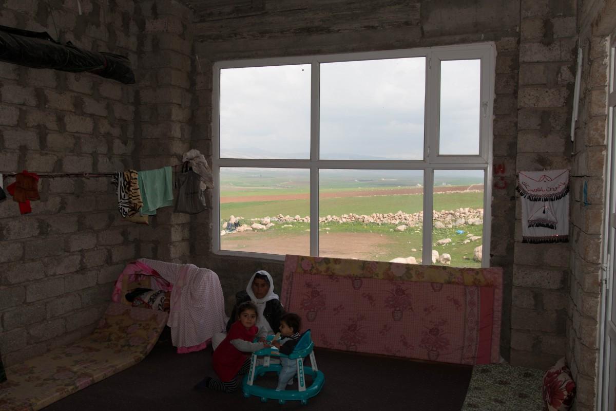 Maison rénovée dans le village de Kharsinia