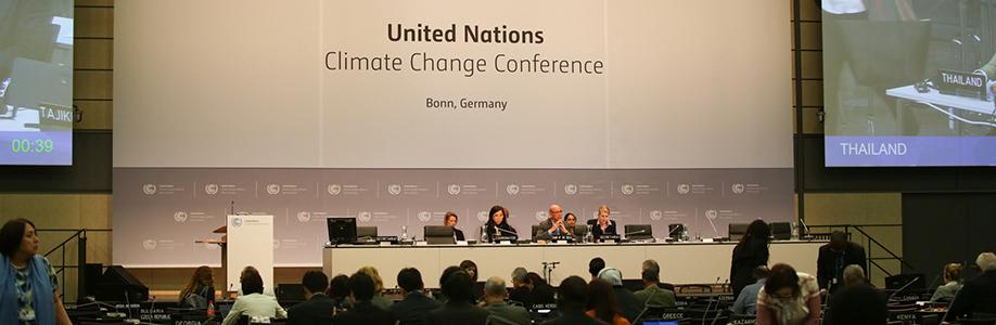 Agriculture et changements climatiques: mise en œuvre de l'accord de Paris