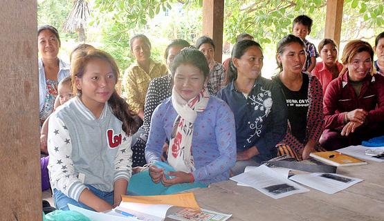 BANTEAY SREI a Devp and Peace partner