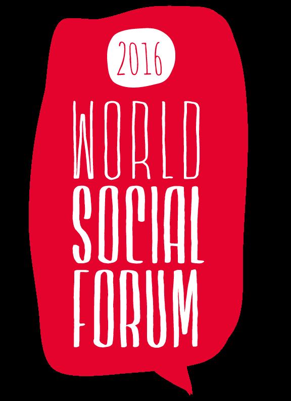 World Social Forum 2016 logo