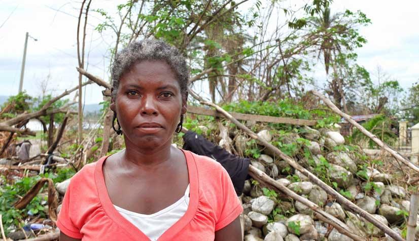 Hurricane Matthew - Caritas Haiti