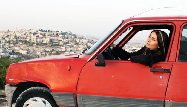 filmmaker Leila Sansour
