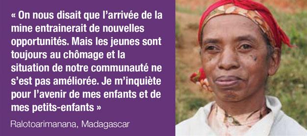 témoignage Madagascar