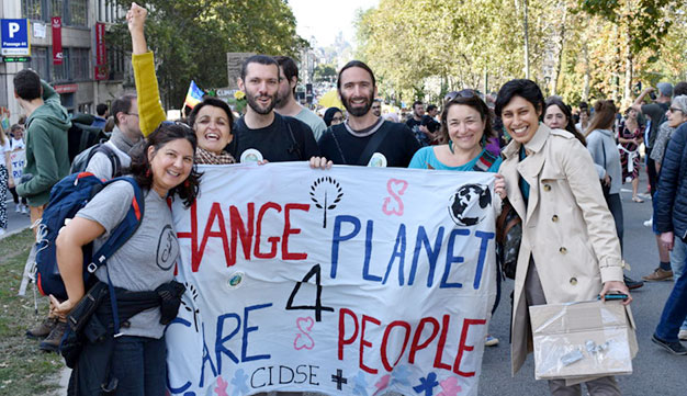 Global momentum is building for climate justice