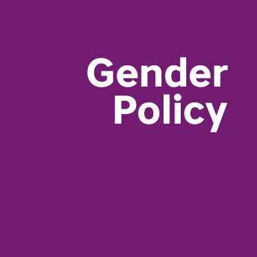 Download the gender Policy